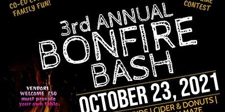 Bonfire Bash tickets