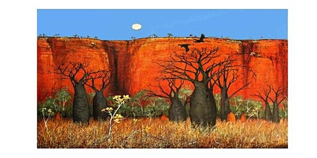 Learn how to paint! Outback tickets