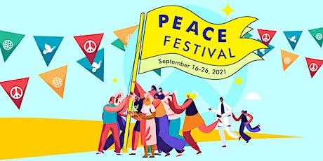 Raising Peace Festival tickets