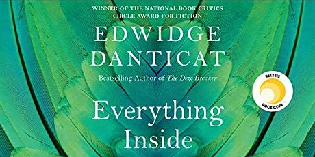 Caribbean Connections Book Club: Everything Inside by Edwidge Danticat tickets