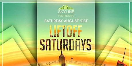 Saturdays at Skyline Penthouse tickets