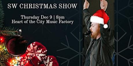 Stephen Witt Christmas Show tickets