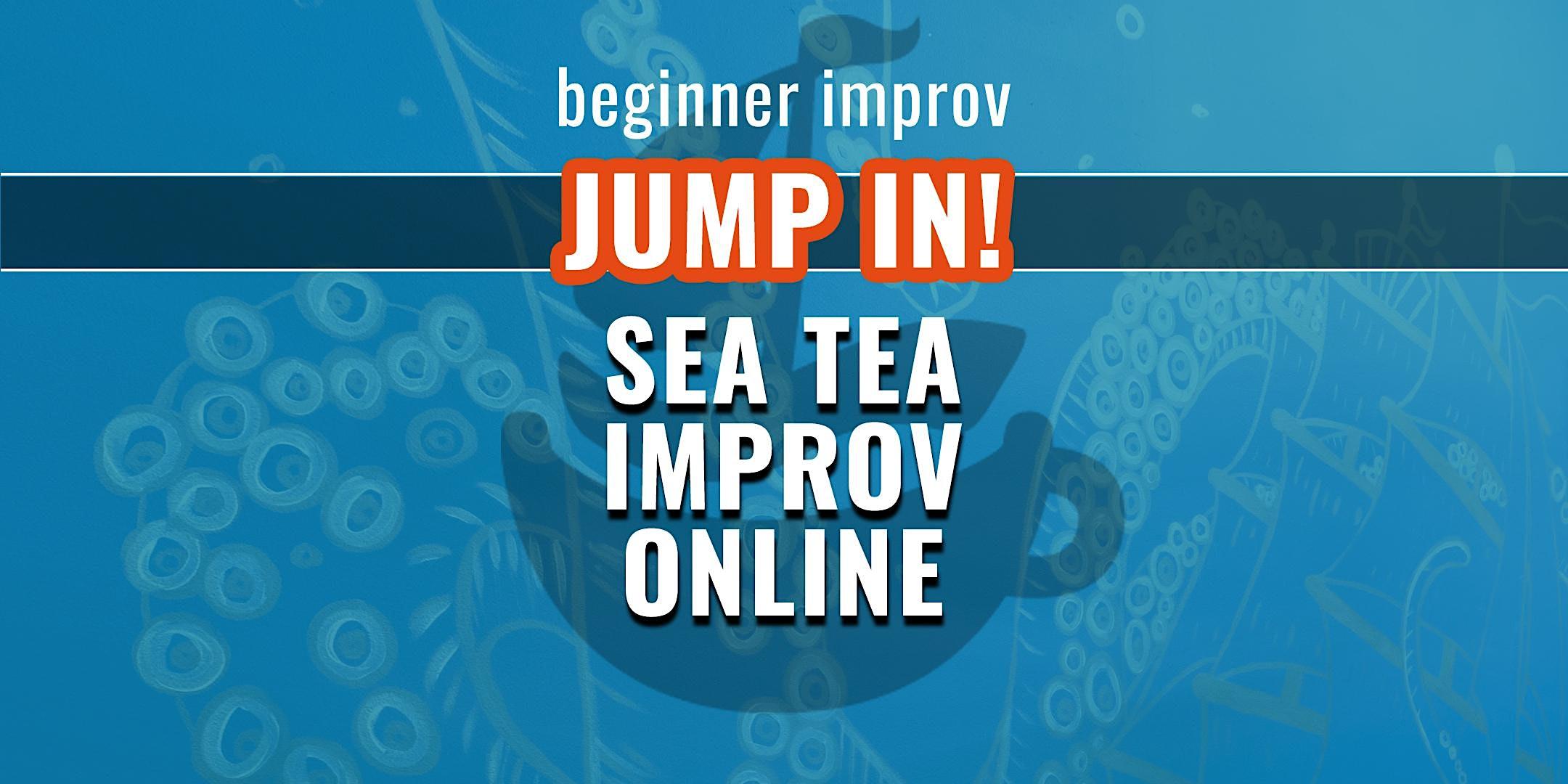 Beginner Improv: Jump In!