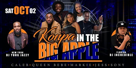 KONPA IN THE BIG APPLE ( KONPA CLASS & AFTER PARTY ) tickets