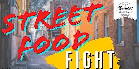 Street Food Fight 3 tickets