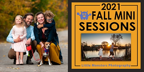 """Fall Mini Session - Thaddeus S. """"Ted"""" Lechowicz Woods - 10/1 tickets"""