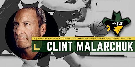 Clint Malarchuk tickets