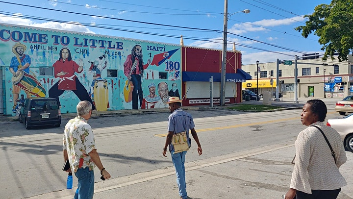 La Perle De Miami: Little Haiti Tour image
