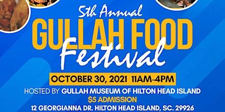 Gullah Food Festival tickets