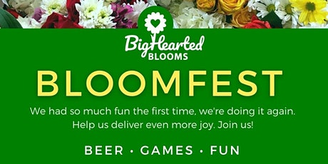 Bloomfest 2021 tickets
