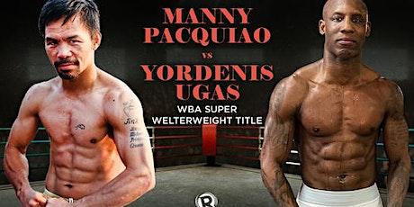 StREAMS@>! r.E.d.d.i.t-Yordenis Ugas v Manny Pacquiao LIVE ON fReE 2021 tickets