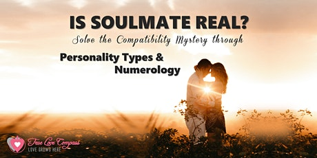 Is Soulmate Real? - A Singles Event tickets