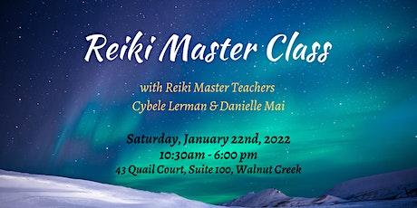 Reiki Master Level Class tickets