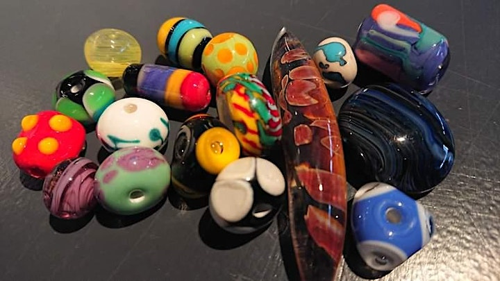 Glass Beadmaking with Anne image