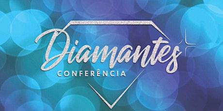 Conferência Diamantes ingressos