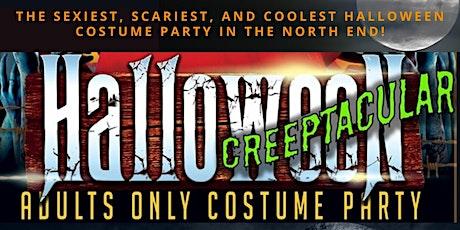 Third Annual Halloween CREEPTACULAR @ Haven Show Bar & Lounge tickets