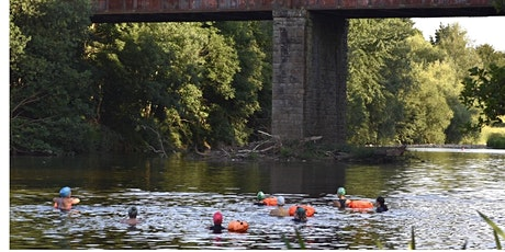 Usk  Great Swim 2021 Supporting Ty -Hafan Children's Hospice tickets