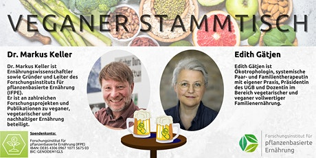 Veganer Stammtisch: Fleischalternativen - Wie gesund sind Tofuwürste & Co? Tickets