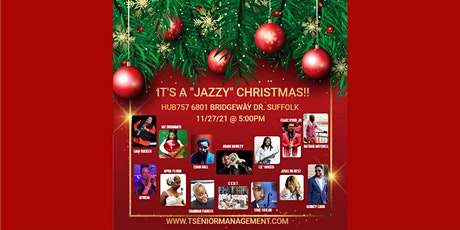 It's A Jazzy Christmas! tickets