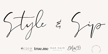 Style & Sip with Em&Co hair tickets