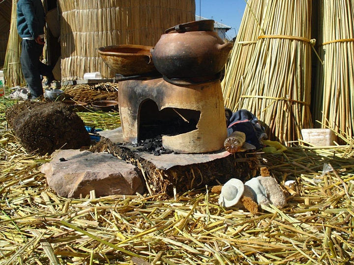 Travel to the Floating Uros islands in Peru! image