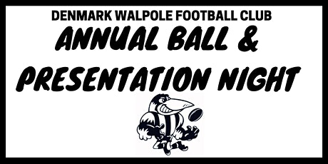 DWFC Ball & Presentation Night tickets