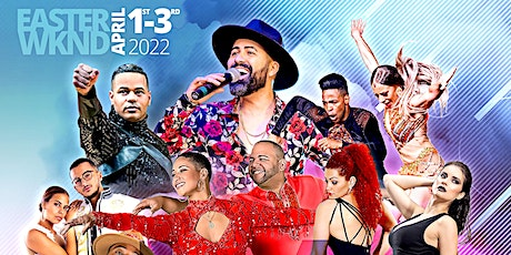 Los Angeles Traditional Bachata Festival  - April 1-3, 2022 tickets