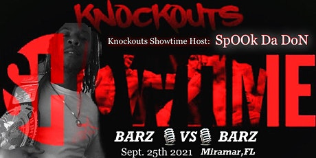 KNOCKOUTS SHOWTIME tickets