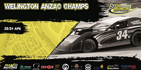 Wellington ANZAC Championships tickets