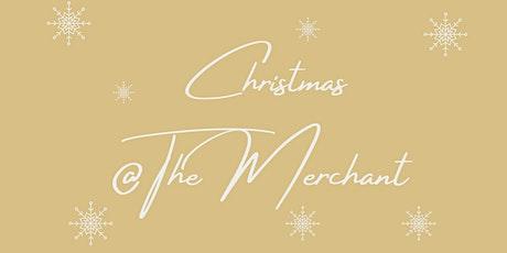 Christmas @ The Merchant - £29.00 tickets
