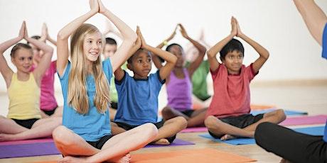 Free Children Yoga & Meditation - Family & Friends Event tickets