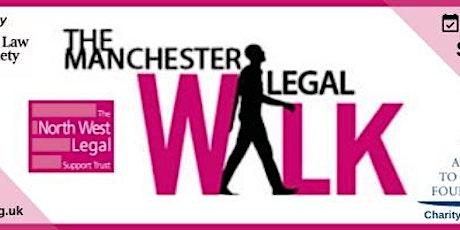 Manchester Legal Walk tickets