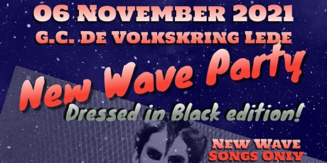 New Wave Party - Dressed in Black Edition - New Wave songs only! tickets