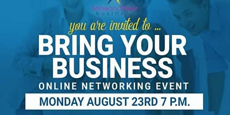 Bring Your Business Online Networking Event tickets