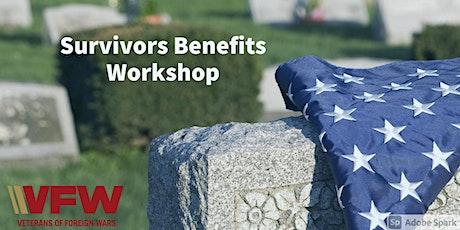 Survivors Benefits Workshop tickets