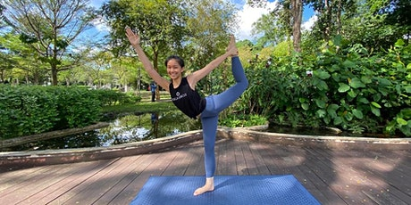 Pay What You Wish Outdoor Yoga with Harlyn tickets