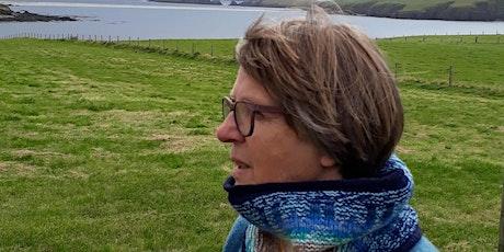 Slideshow of Knitting Life With Hadewych van der Werf | Shetland Wool Week tickets