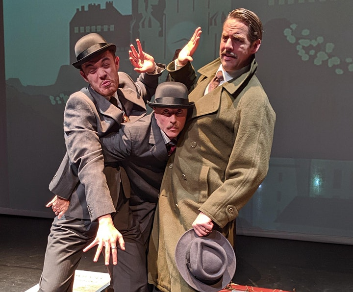 The 39 Steps - comedy for all the family! image