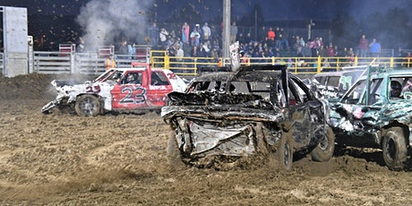 208 Spud Day Demolition Derby tickets
