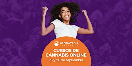 RESERVA ONLINE   Cannabis Training Camp   CannaWorks Institute tickets
