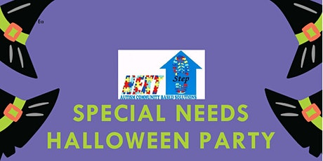 Special Needs Halloween Party tickets