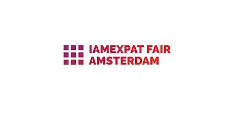 IamExpat Fair Amsterdam 2022 tickets
