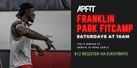 Franklin Park APFit tickets