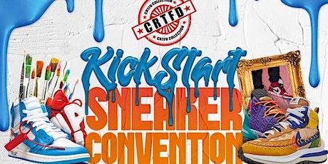 KICKSTART SNEAKER CONVENTION tickets