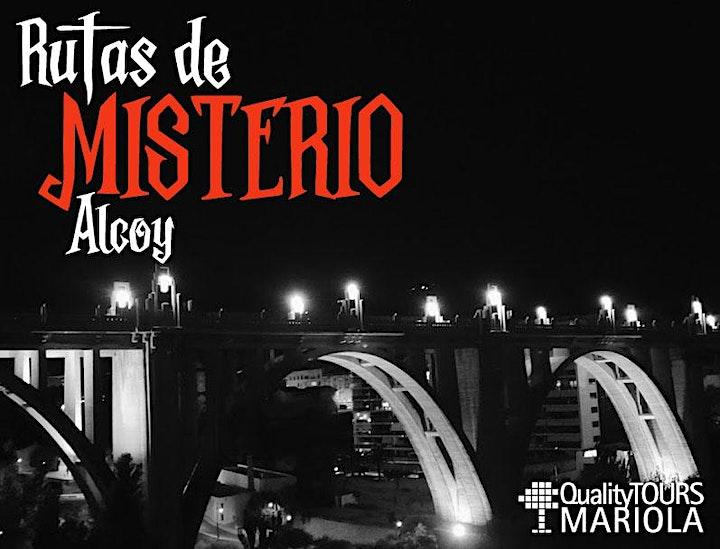 Imagen de Rutas de misterio en Alcoy. Domingo 26 Septiembre 20h