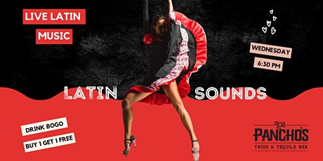 Latin Night @ Los Panchos Lake Worth | Live Music, Dancing & BOGO Drinks tickets