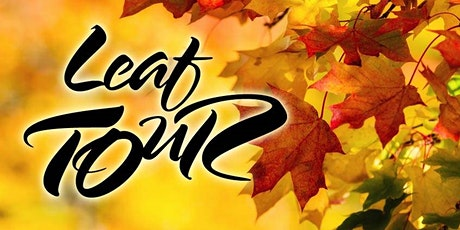 Greenville Spinners Leaf Tour 2021 tickets