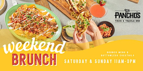 Brunch @ Los Panchos Lake Worth | Bottomless Cocktails tickets