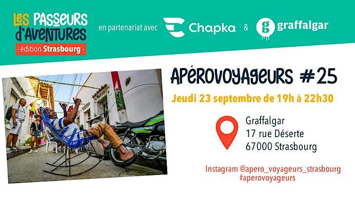 Image pour Apéro Voyageurs Strasbourg #25