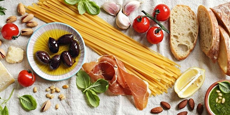 Cooking Class: Lunch with Chef Andrea in Italy tickets